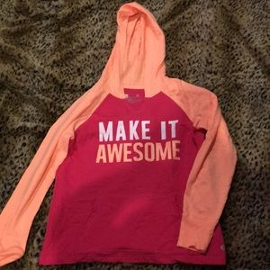 "Xersion ""Make It Awesome"" Hoodie"
